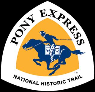 NPS Pony Express NHT logo