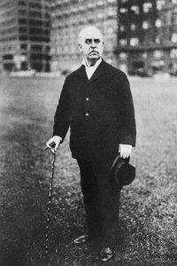 Robert Haslam aka Pony Bob circa 1908