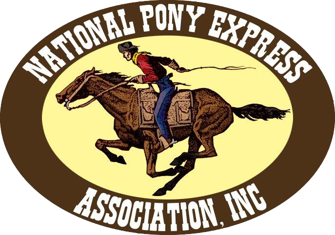 National Pony Express Association Here Comes The Pony